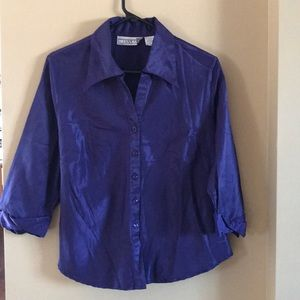Dress barn blouse size Medium